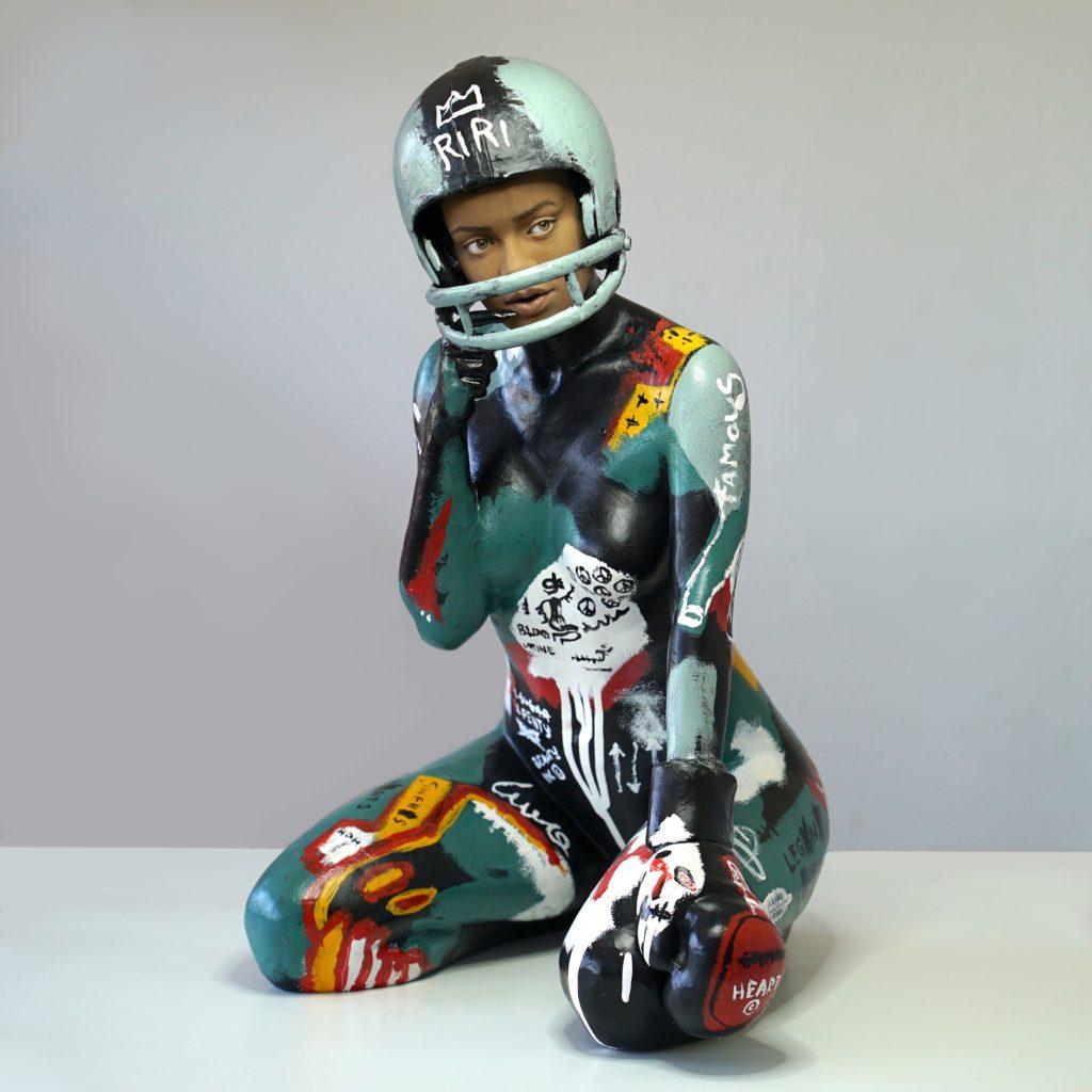 pop art escultura 27