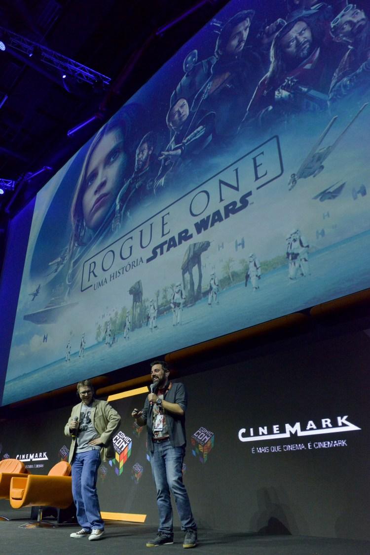 Uma História Star Wars.  Auditório Cinemark.   FOTOS: Daniel Deak