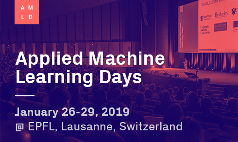 Applied Machine Learning Days