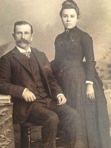 Charles A and Jesusita Salazar Proctor