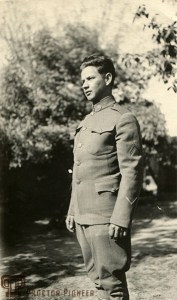 Frank M Proctor WWI