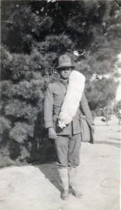 Henry Patrick Proctor WWI