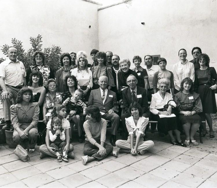 Proctor Reunion 11-06-1982