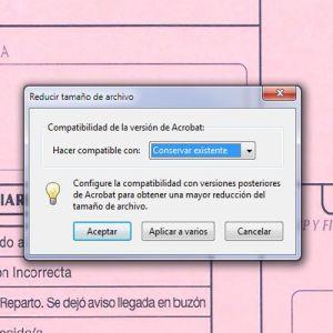 Exceso de Cabida en Lexnet