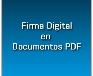 Firma Digital Lexnet