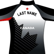Team Canada Jackets Black Back