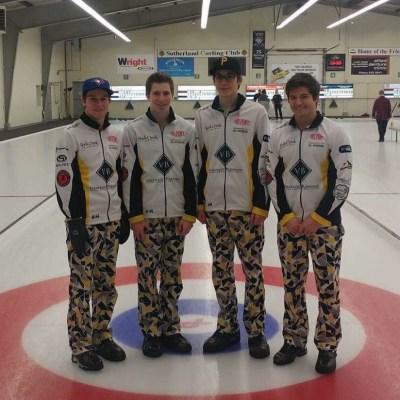 Sutherland Curling - ProCurling Wear