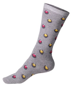 DSOCK_Grey with Curling Rocks-01