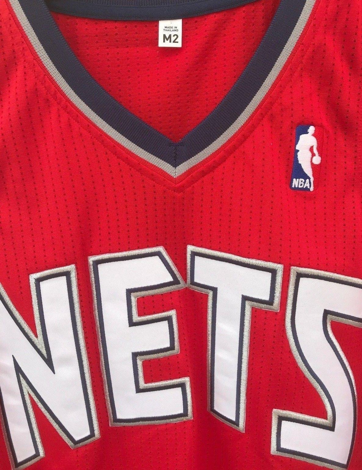 f88c3165a14 Brooklyn New Jersey Nets adidas Rev30 Blank Road Alt NBA Basketball Jersey