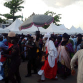 Dankuwambo Assures None-Indegenes Safety In The Gombe State