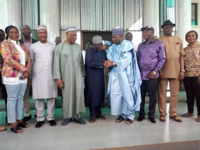 8th SENATE, PRIDE OF NIGERIA- Almakura
