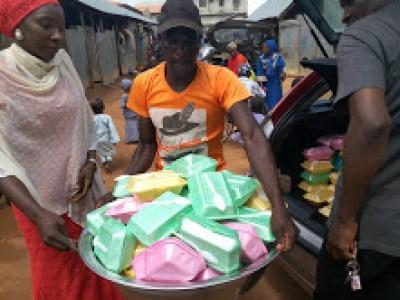Kaduna church extends charity to IDPs, Destitues & poor Muslims,