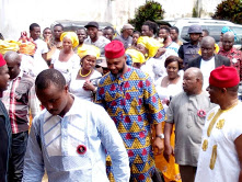 Anambra Guber: Chidoka's Plans, Courage Excite Voters
