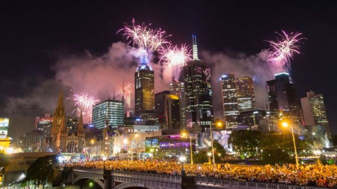 Melbourne man planned New Year's Eve terror attack, police say