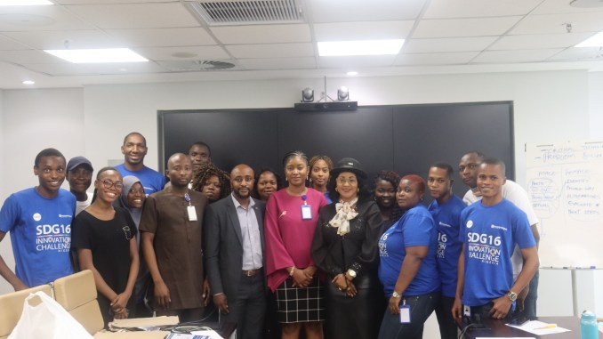 WINNERS EMERGE FROM THE SDG 16 INNOVATION CHALLENGE 2020