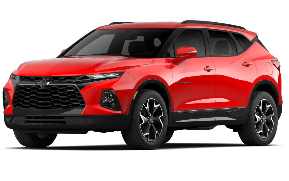 medium resolution of all new 2019 blazer