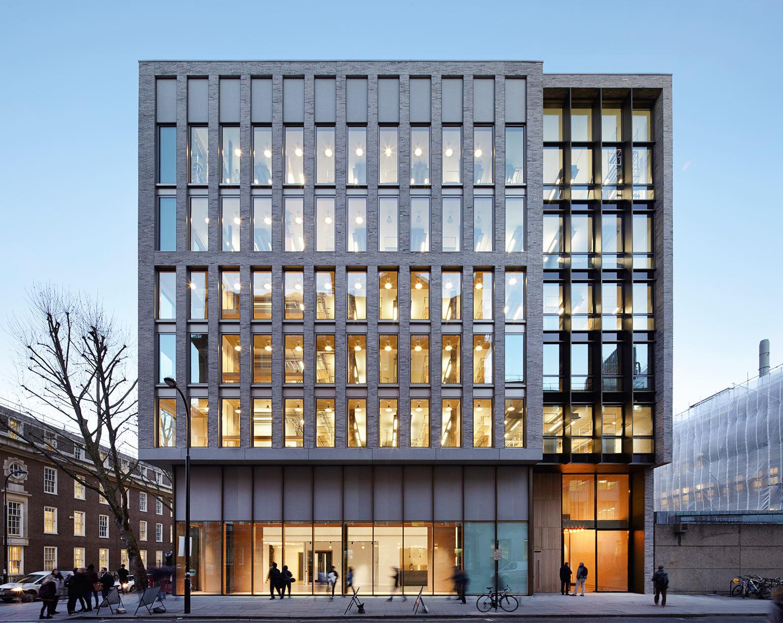 Hawkins\brown Architects Build A New Bartlett School