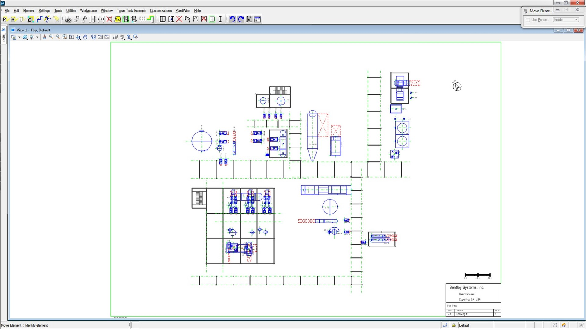 hight resolution of 3d process plant design software u2013 bentley plantwise