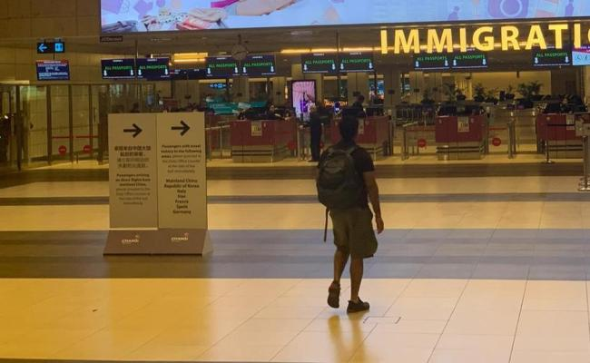 Stay Home Notice For All Incoming Travellers As Singapore