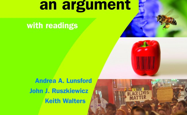 Everything S An Argument With Readings With 2016 Mla Update 9781319085742 Macmillan Learning