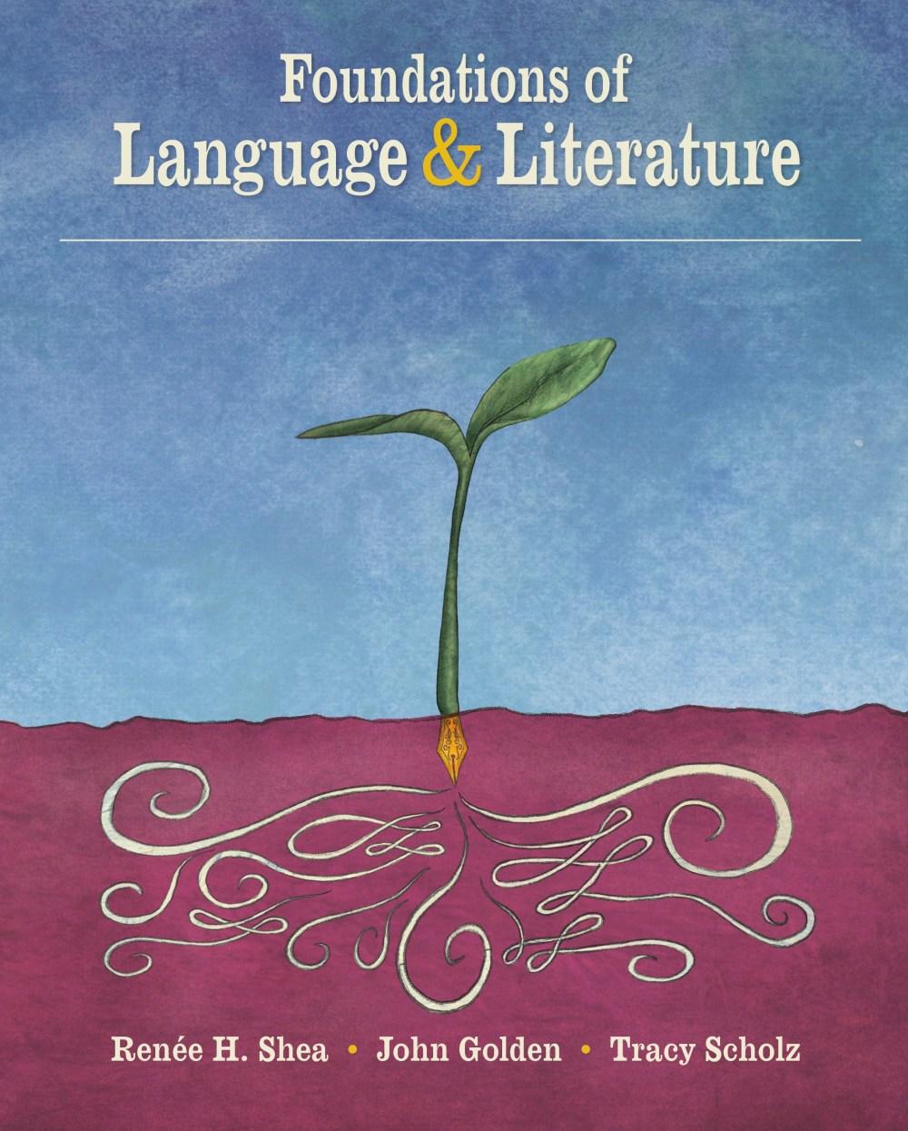 medium resolution of Foundations of Language and Literature