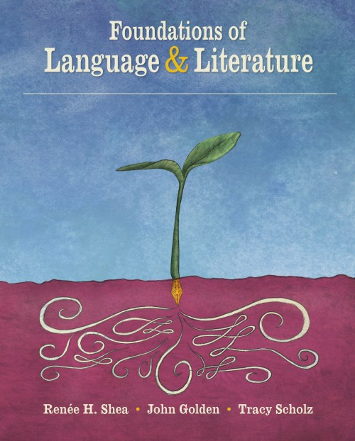 small resolution of Foundations of Language and Literature