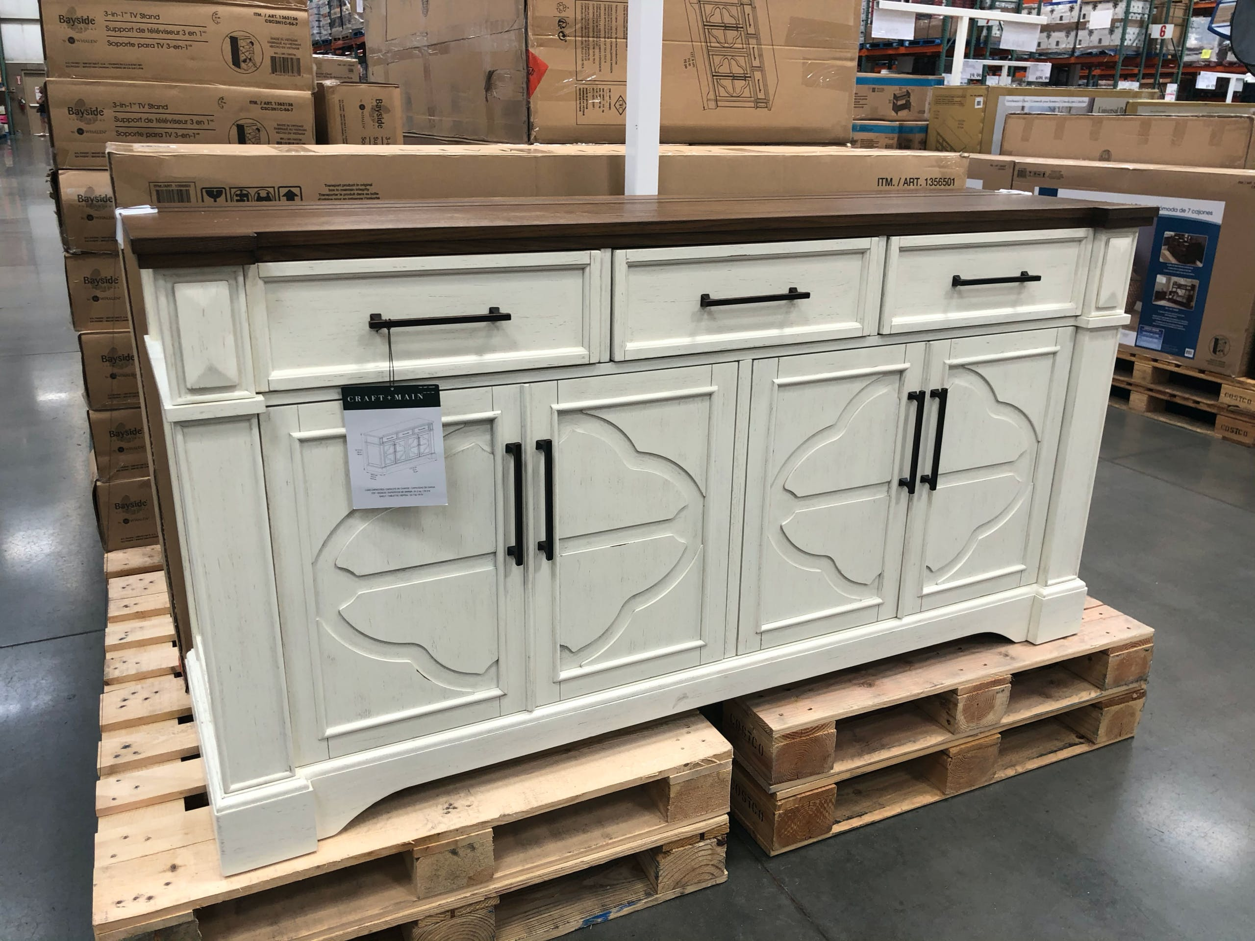 It S Furniture Month At Costco Save On Couches Consoles Beds More The Krazy Coupon Lady