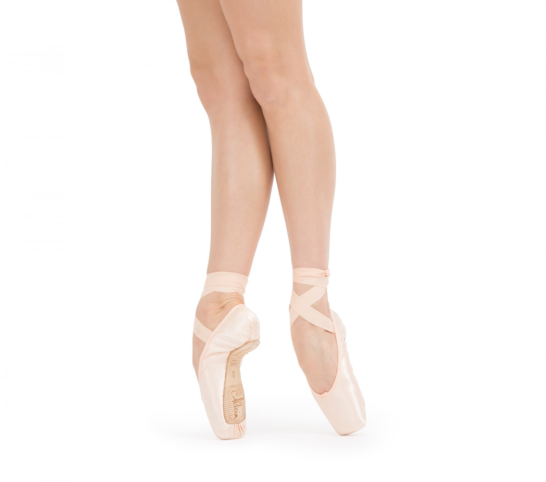 Alicia pointe shoes  Medium box Hard sole