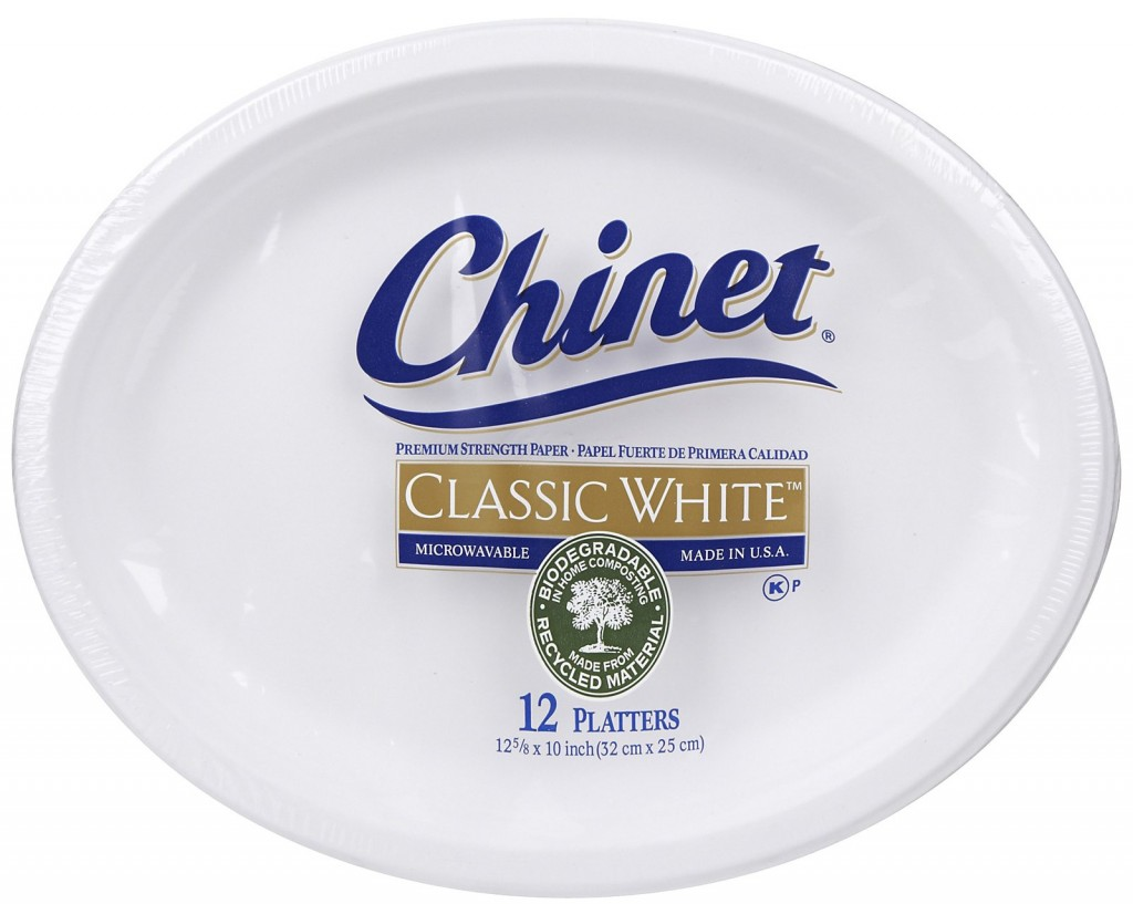 Chinet Plates And Cups 1.00 Target - Krazy Coupon Lady