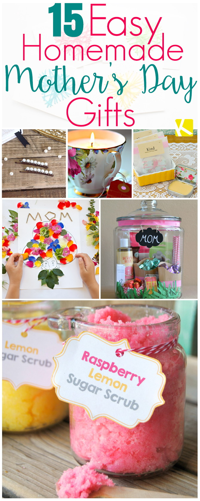 15 Mother S Day Gifts That Are Ridiculously Easy To Make