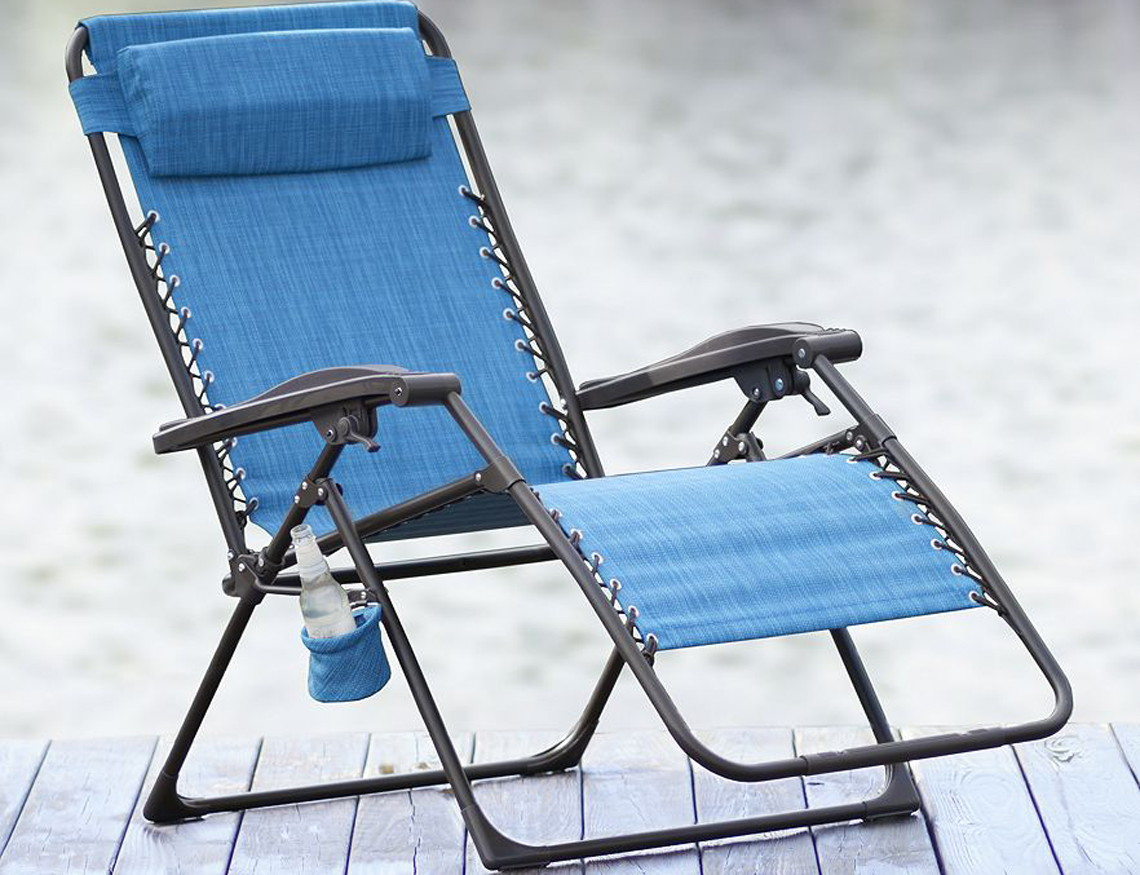 Sonoma Anti Gravity Chair Sonoma Antigravity Patio Chairs Only 33 99 43 Earn Kohl 39s