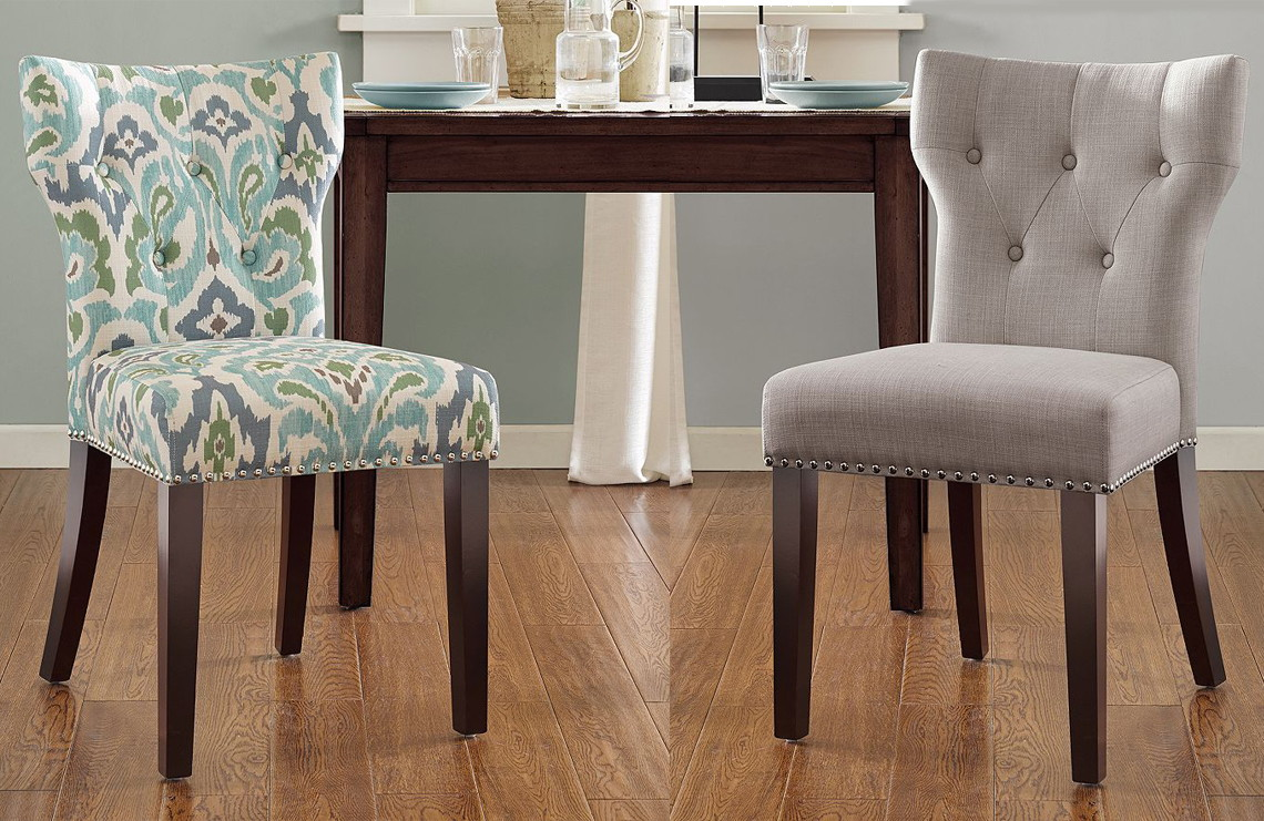 kohls dining chairs aqua room chair covers madison park emilia tufted back only 62 99 at kohl s reg 179 the krazy coupon lady