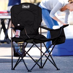 Coleman Cooler Quad Chair Target Home Depot Lawn Oversized With Only 16 50 On Amazon The Krazy Coupon Lady