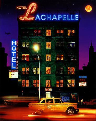 LaChapelle Studio  Books  Hotel LaChapelle