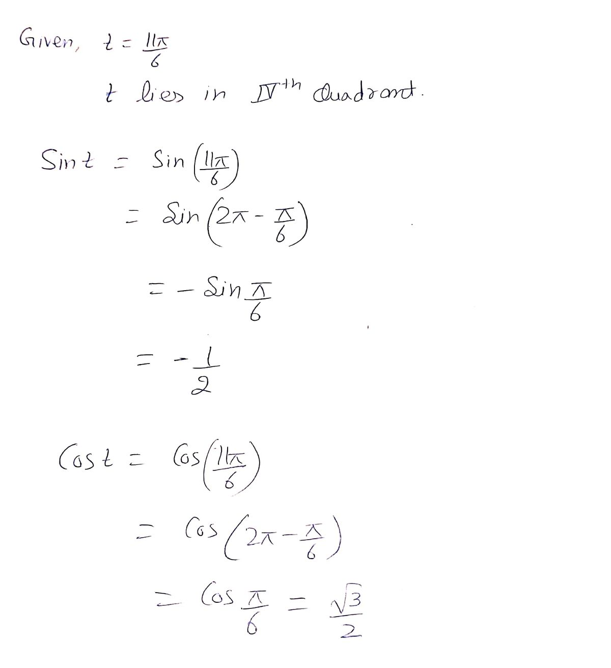 Answered Valuate If Possible The Sine Cosine