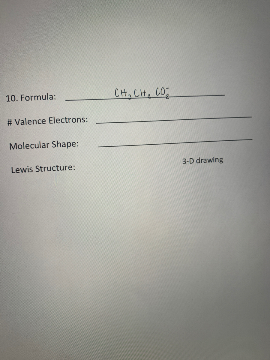 Co+ Lewis Structure : lewis, structure, Answered:, Formula:, Valence…, Bartleby