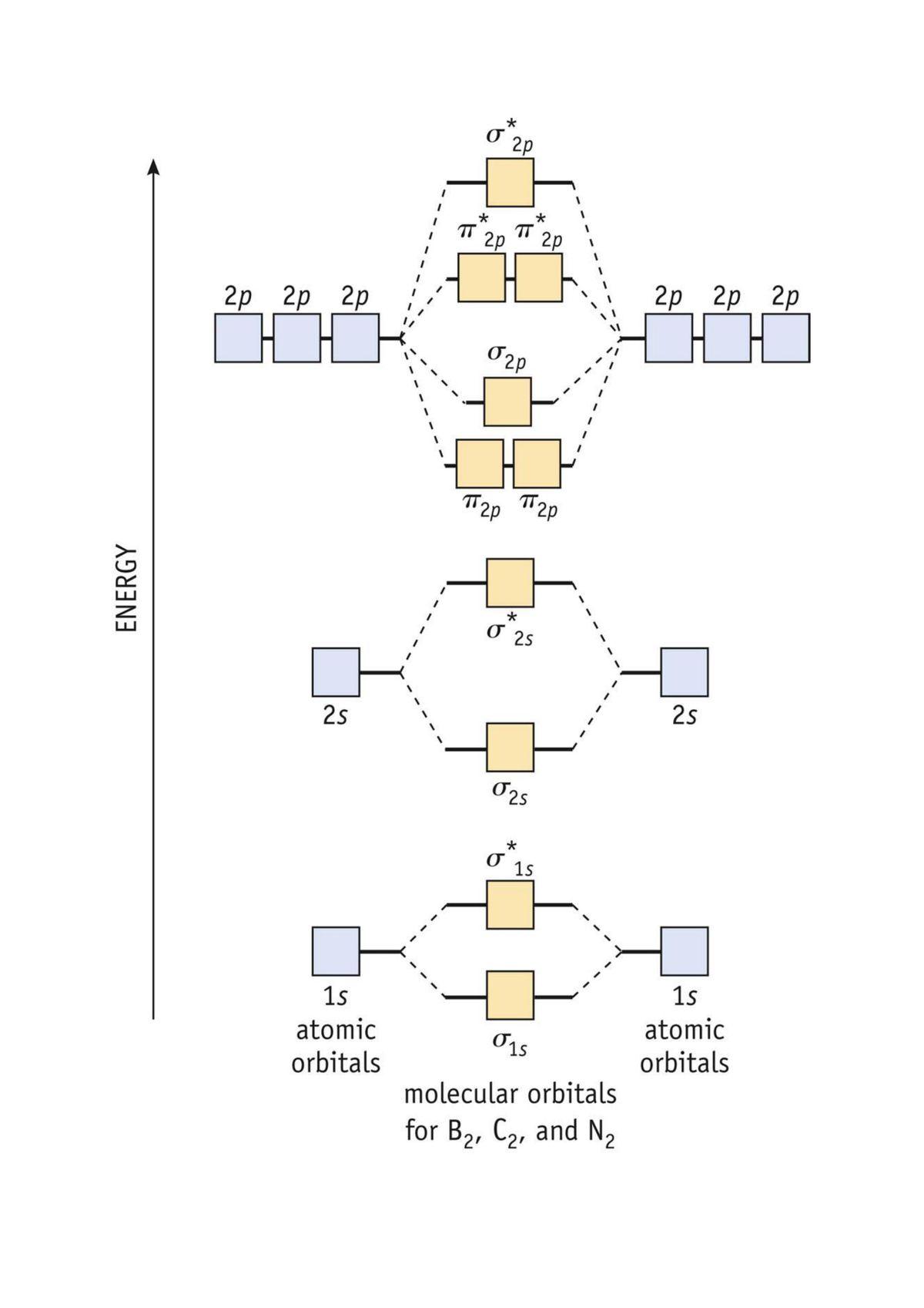 Molecular Orbital Diagram For B2 : molecular, orbital, diagram, Answered:, Below, Molecular, Orbital…, Bartleby