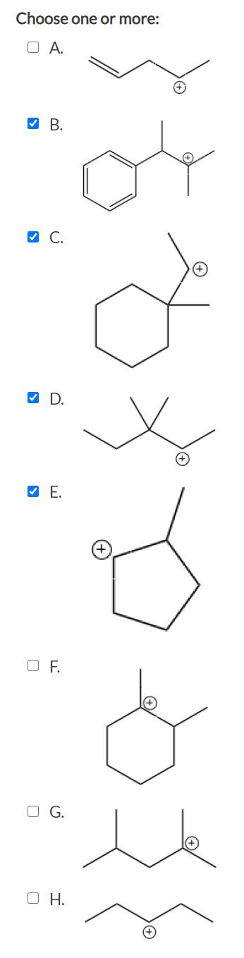 Methyl Shift Vs Hydride Shift : methyl, shift, hydride, Answered:, Bartleby