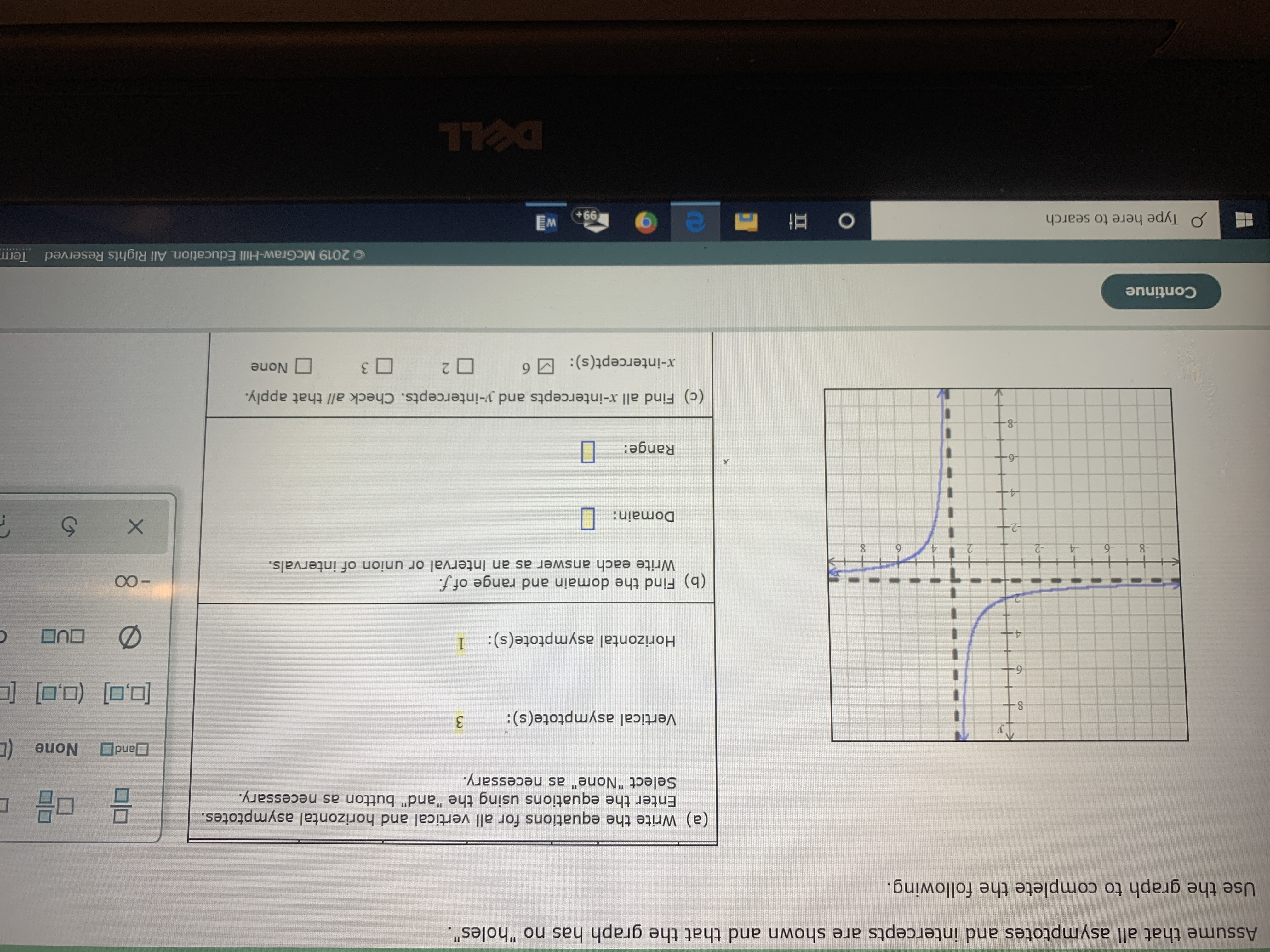 Answered Assume That All Asymptotes And