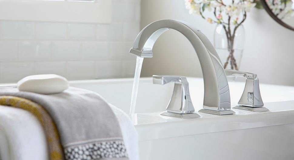 robinet baignoire les 9 types de