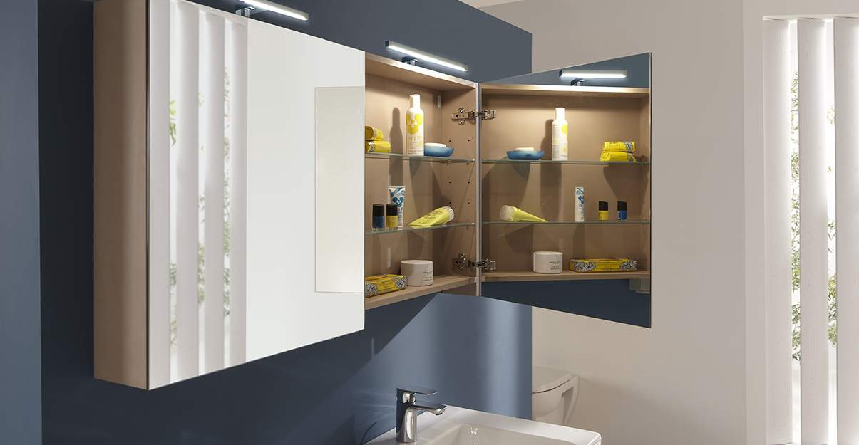 armoire de toilette les 4 modeles et