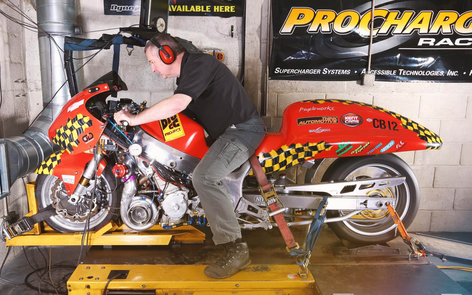 hight resolution of well just about every part has been changed although sean s hayabusa still uses the standard crankcases barrels oil pump and cylinder