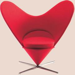 Panton Chair Review Garden Swing John Lewis Design Classic The Heart Cone By Verner Financial Times