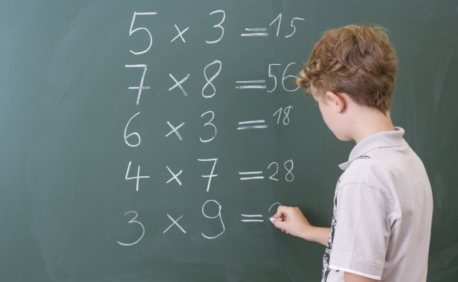 Stop Teaching Kids To Add Up Maths Is More Important