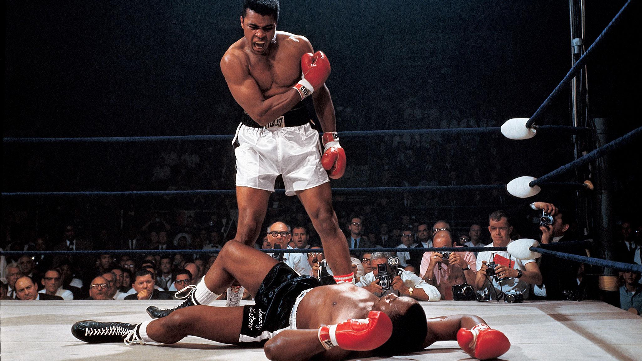 Why The Literati Love Muhammad Ali