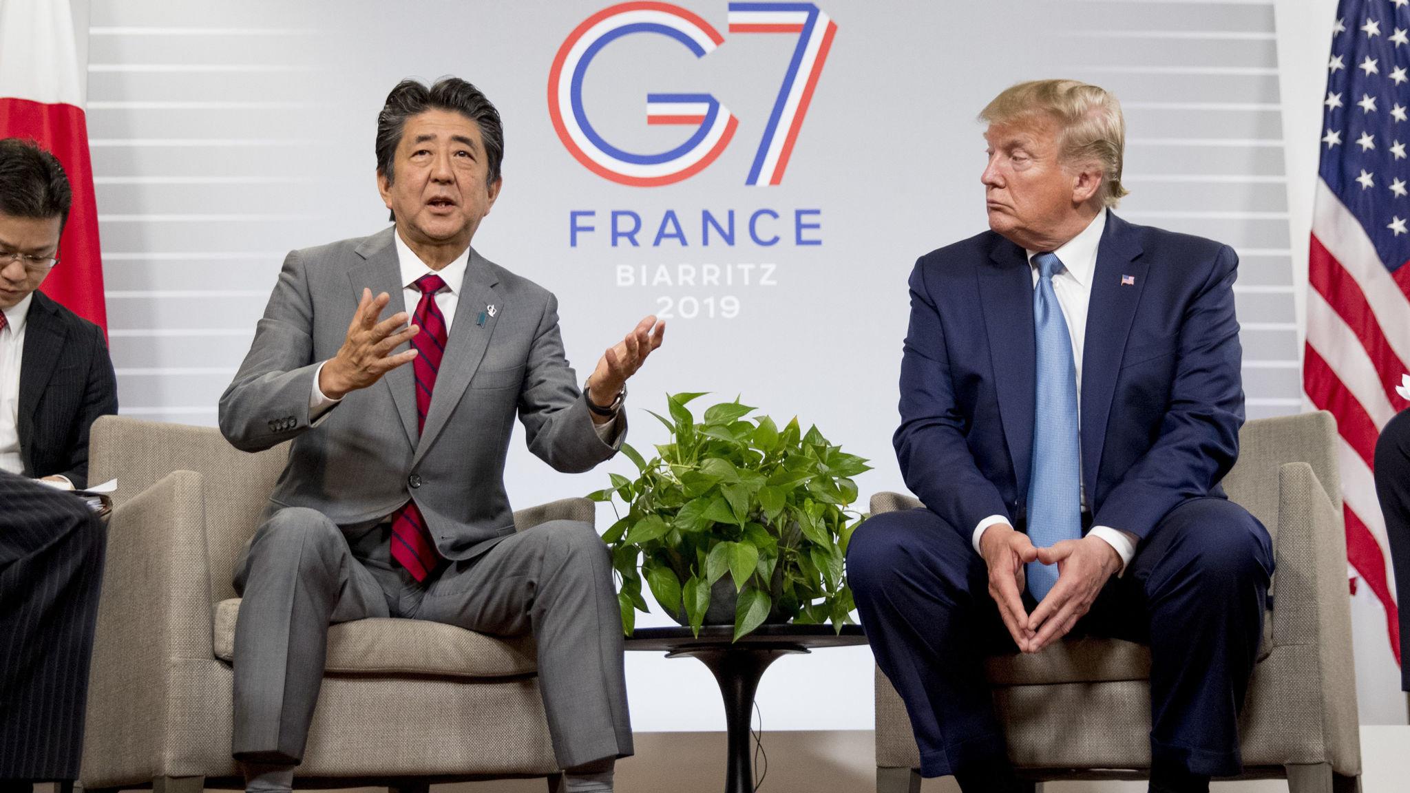 tepid response in japan