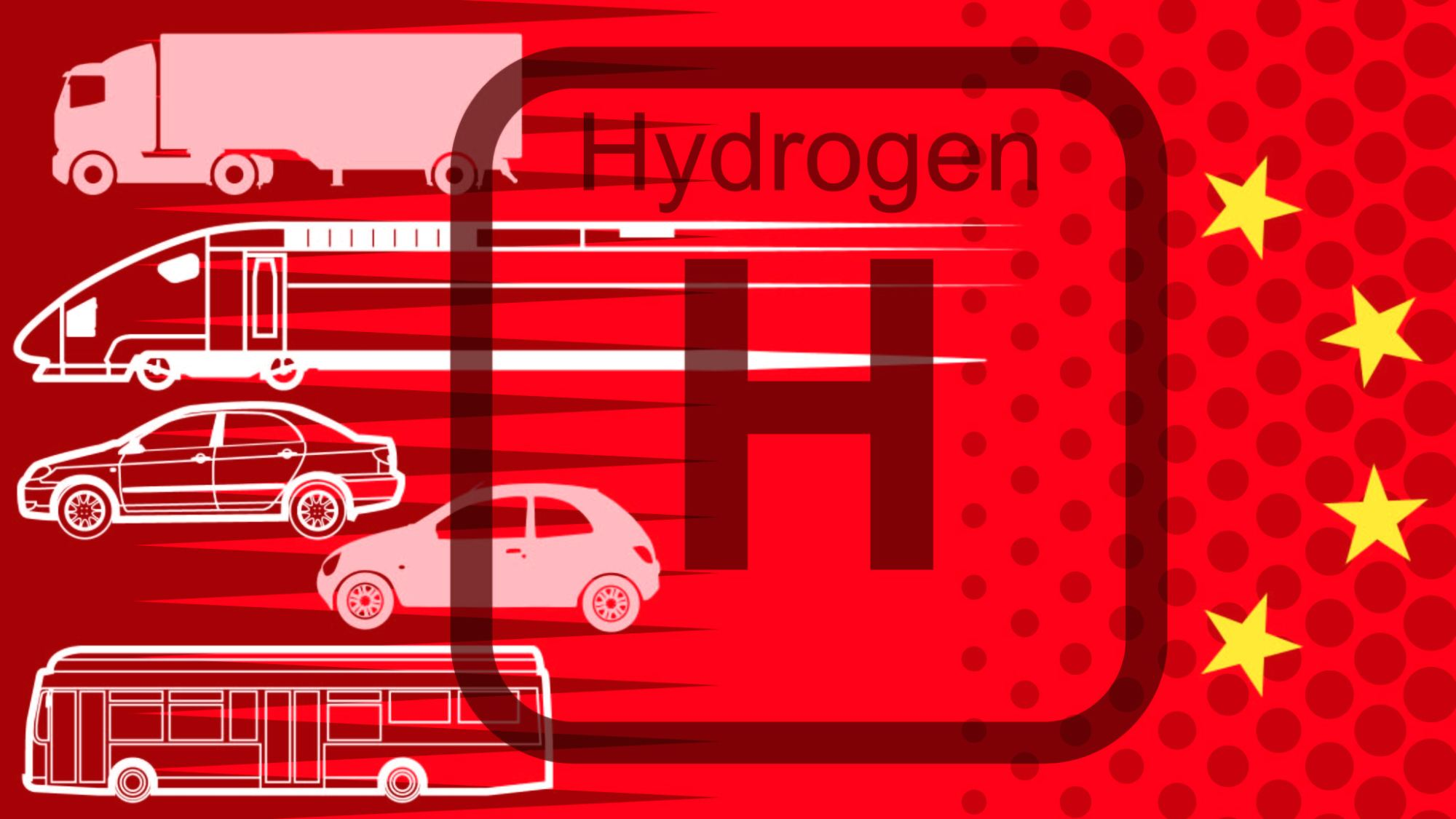 hight resolution of hydrogen power china backs fuel cell technology