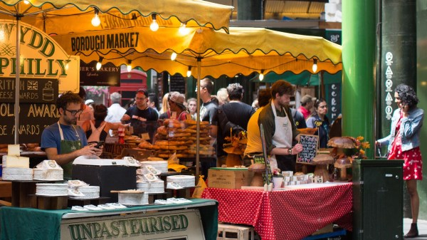 London Borough Market Reopens Tips Eat And Drink