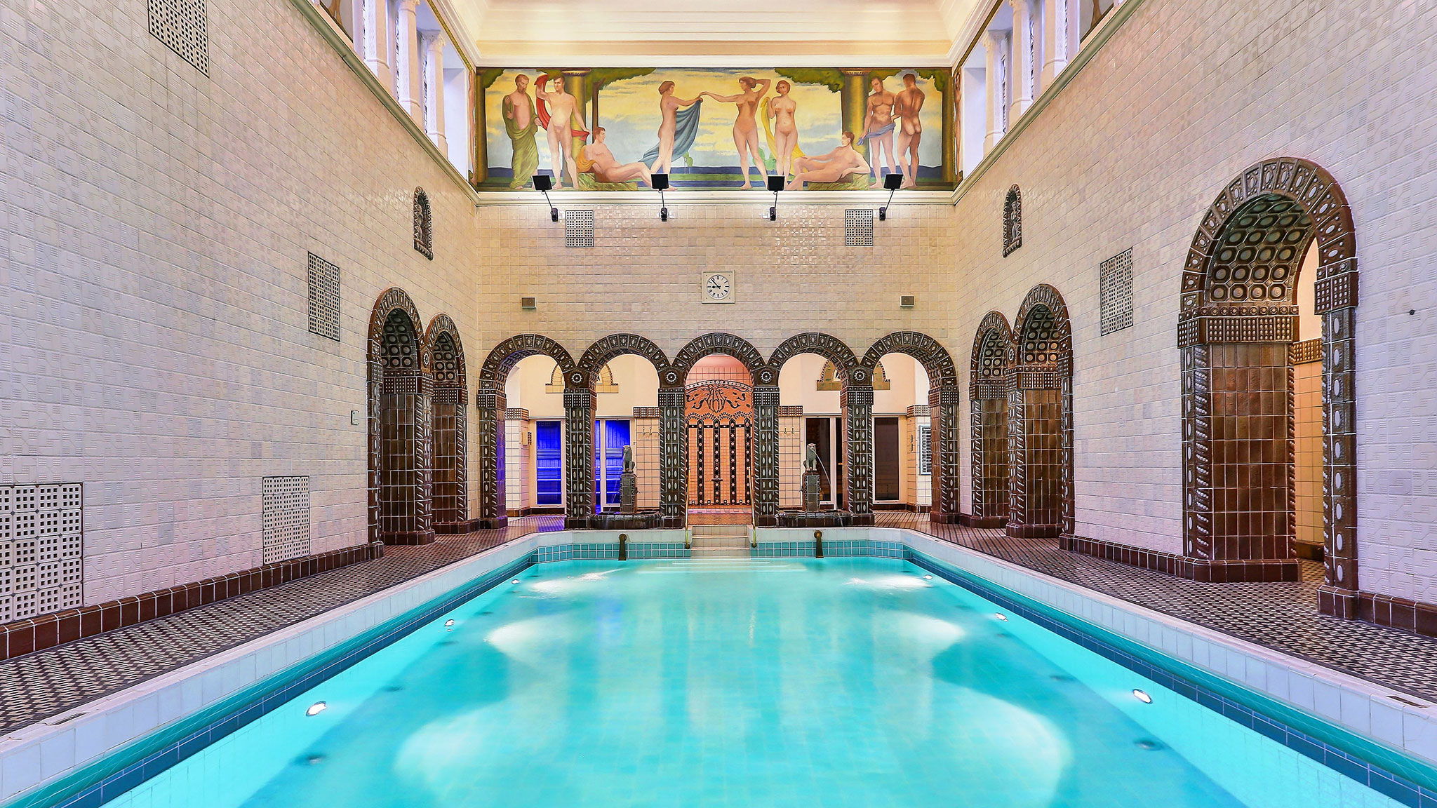 Wellness In Wiesbaden Crisp Air And Warm Waters: Winter In The Spa Town Of Wiesbaden | Financial Times