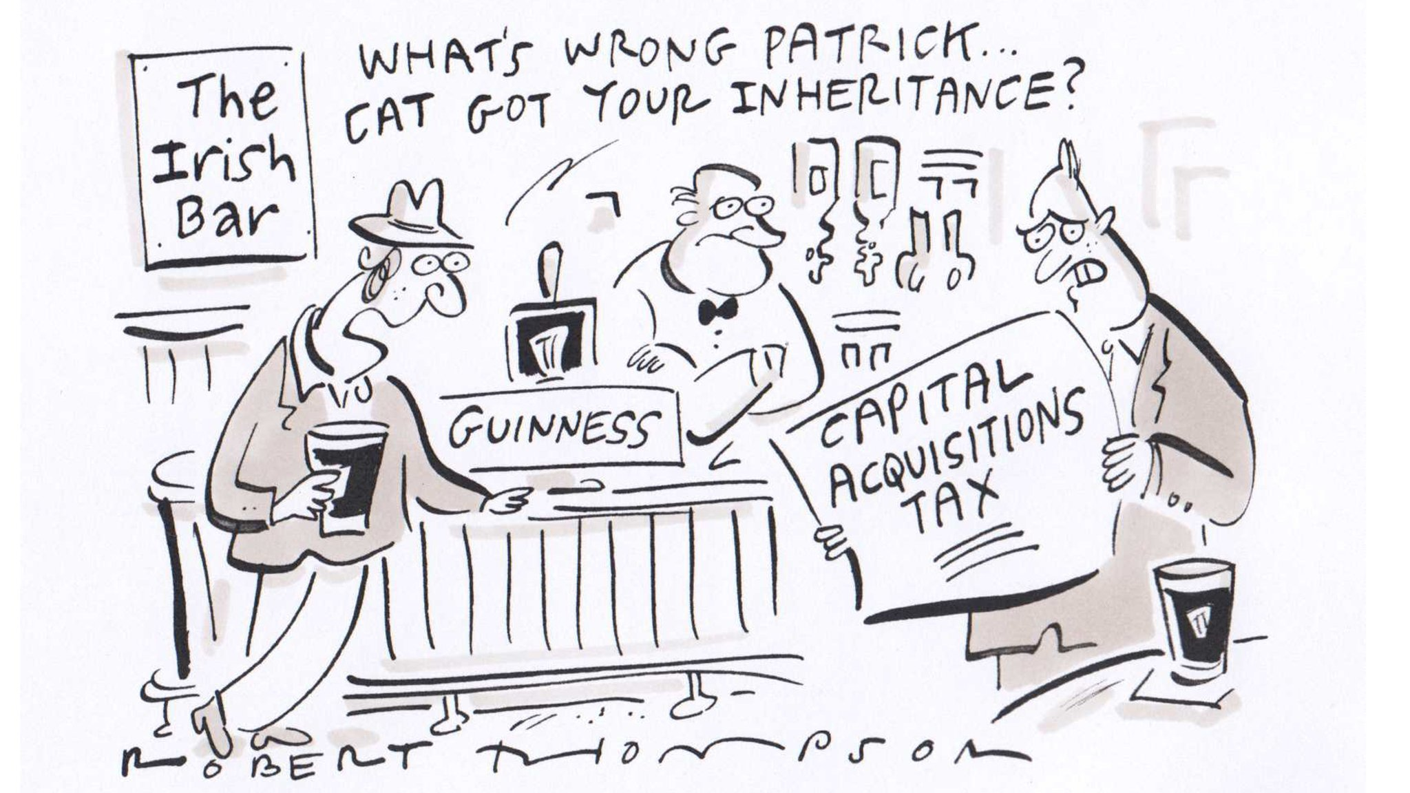 Should I pay inheritance tax in the UK or Ireland?